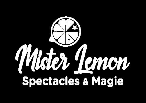 Mister Lemon - Logo Magicien