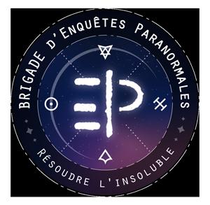 Logo de la Brigade d'enquêtes Paranormales